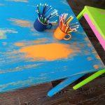 colorful tables Copyright © starystoldowszystkiego.com